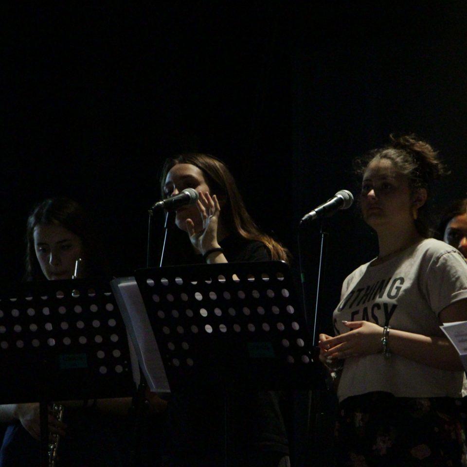 coro leo band